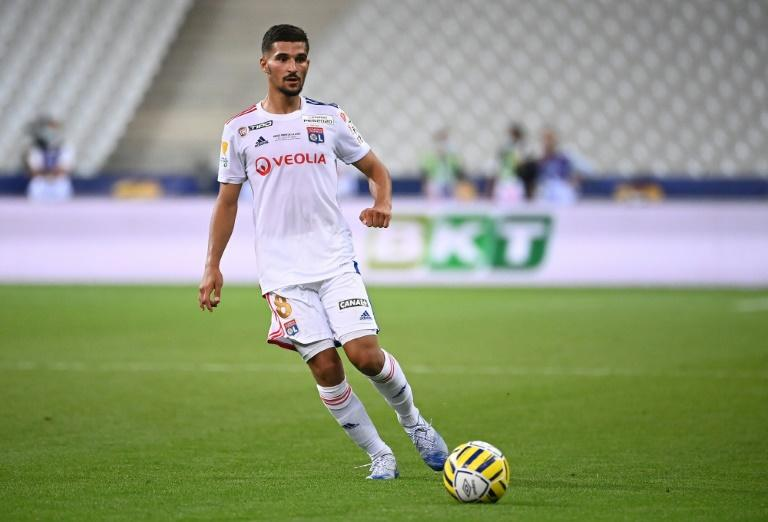 Aouar misses Lyon season opener after positive Covid-19 test