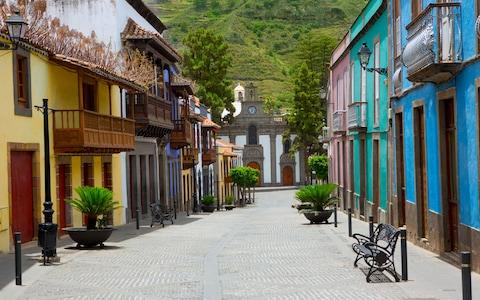 <span>The little town of Teror in Gran Canaria is a place of pilgrimage</span> <span>Credit: iStock </span>