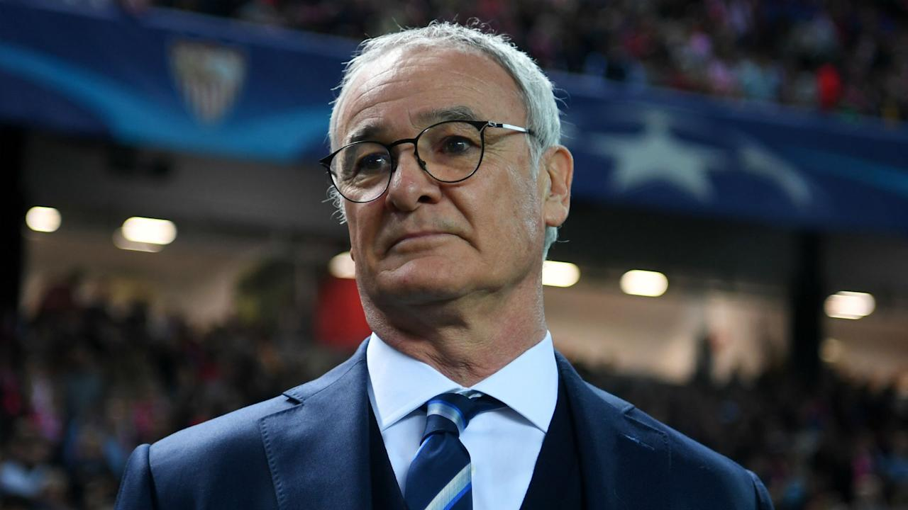The Italian signed a two-year deal with the Ligue 1 side to secure his return to coaching after his departure from Leicester City