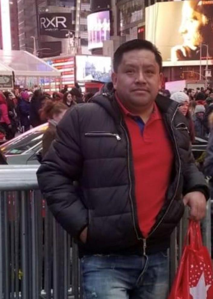 Alberto Curruchich Calicio, a Guatemalan immigrant who moved to Fairview a few years ago died of complications of COVID-19 on April 28, 2020.