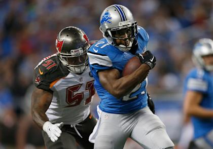 Running back Reggie Bush had microfracture surgery in 2008. (Getty Images)