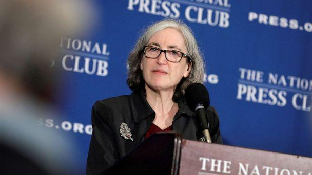 PHOTO: Dr. Anne Schuchat, Principal Deputy Director of the Centers for Disease Control and Prevention holds a news conference at the National Press Club in Washington, D.C., Feb. 11, 2020. (Yuri Gripas/Reuters)