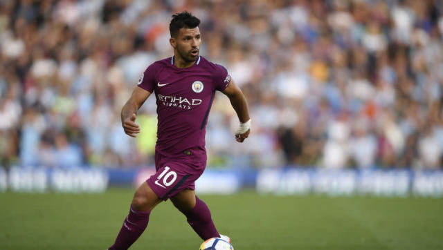 <p>Aguero scored 33 goals in all competitions last year, in a season that was more about getting used to the managerial style of Pep Guardiola, so that was a very impressive return. </p> <br><p>And while he wasn't the league's top scorer, he is still the best striker in the league, which is why he will keep his rating of 89.</p>