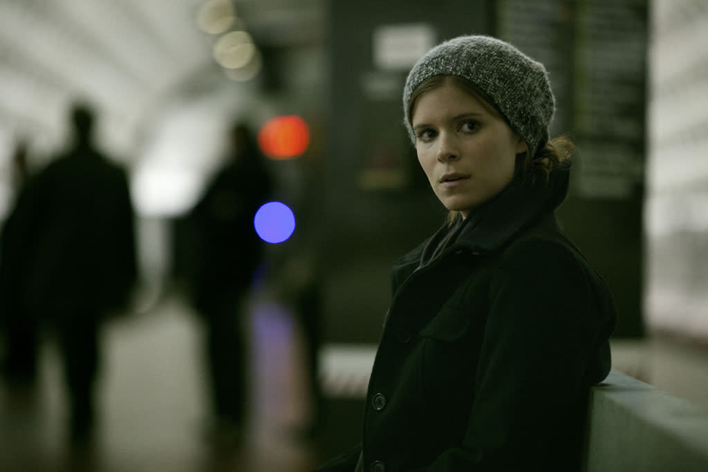 "Kate Mara in the ""House of Cards"" Season 1 episode, ""Chapter 2."""