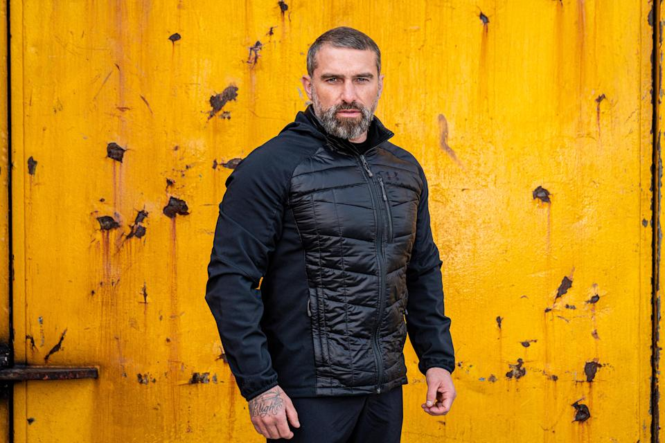 Ant in SAS: Who Dares Wins (Channel 4)