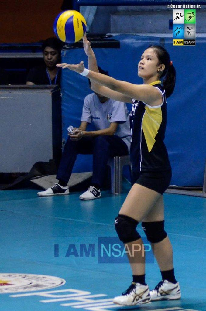 Volleyball Individual Pictures UAAP Women's ...