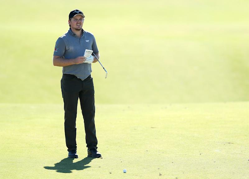 Eddie Pepperell finds another bizarre way to be disqualified from a European Tour event