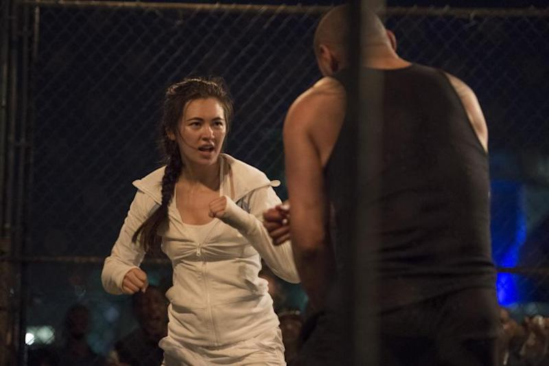 Iron Fist Colleen Wing