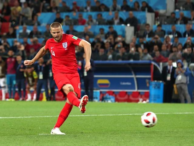 England are a more respected team after historic World Cup run, says Tottenham midfielder Eric Dier