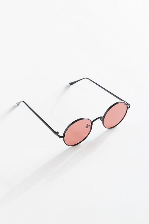 <p>Remember when it was all about round colored sunglasses like these <span>Rayanne Metal Round Sunglasses</span> ($18)? </p>