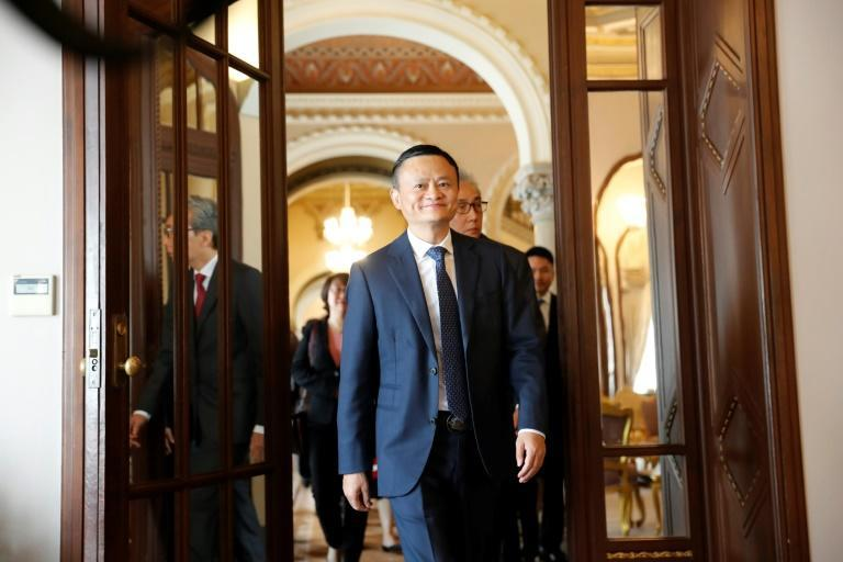 Alibaba founder Jack Ma said his compnay is doing research on driverless cars
