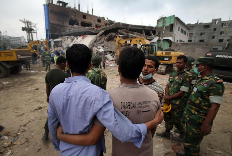 Collapsed building owner's property to be seized