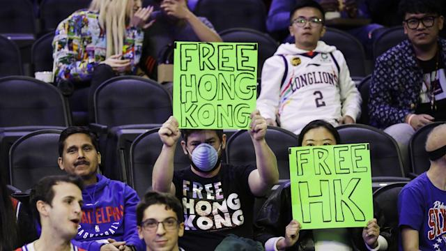 Rockets general manager Daryl Morey's tweet supporting Hong Kong protesters, who are seeking to maintain and expand their freedoms, ignited a geopolitical firestorm that is consuming the NBA. The NBA is now caught in a difficult situation – trying to balance its business interests in China with supporting values of free expression.