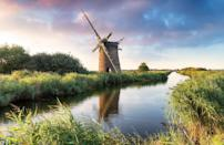 """<p>With its famous local produce, pretty windmills and stunning beaches, Norfolk is one of the most beautiful places to visit in the UK and a must-do for anyone after a brilliant foodie break here in the UK.</p><p>During a five-day staycation in the summer next year, you'll meet local legend Delia Smith on the ultimate trip to Norfolk. You'll enjoy a cooking demo and cocktail masterclass at Delia's Food and Wine Workshop, plus a three-course lunch with wine tasting, as well as a special Q&A session with Delia and the team. </p><p>You'll also dine on a seasonal three-course menu with canapes at Delia's Restaurant and Bar.Plus you'll get to experience Norfolk's beauty during a ride on the Bure Valley Railway and paddle steamer cruise on the Broads. See this iconic UK holiday destination from £999.</p><p><strong>When:</strong> May 2022</p><p><a class=""""link rapid-noclick-resp"""" href=""""https://www.primaholidays.co.uk/tours/norfolk-delia-smith"""" rel=""""nofollow noopener"""" target=""""_blank"""" data-ylk=""""slk:FIND OUT MORE"""">FIND OUT MORE</a></p>"""