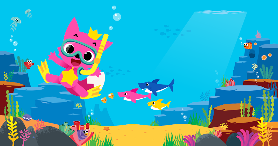 """""""Baby Shark"""" is making a comeback. (Photo: Pinkfong.com)"""