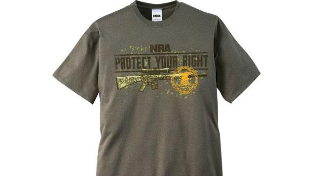 W.Va. Teen Arrested After 'Almost Inciting Riot' Wearing NRA Shirt to School