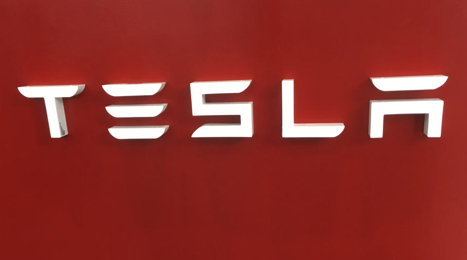 Photo by: STRF/STAR MAX/IPx 2020 11/17/20 Tesla stock soars as the automaker to join the S&P 500.