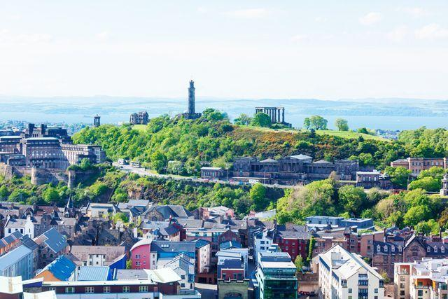 """<p><strong>Edinburgh, Scotland</strong></p><p>Cross this impressive location off your ye olde bucket list — it'll be worth your while. Edinburgh is known as a hotbed of culture, especially because it houses the largest theatre festivals in the world: the <a href=""""https://www.edfringe.com/about-us"""" rel=""""nofollow noopener"""" target=""""_blank"""" data-ylk=""""slk:Edinburgh Festival Fringe"""" class=""""link rapid-noclick-resp"""">Edinburgh Festival Fringe</a>. Theatre lovers should head to the Scottish capital in August for the fest, which featured over 3,000 shows in 2015.</p><p>If you can't make it in August, the city still has plenty to offer year-round, with many cheap to free museums, like the National Museum of Scotland and the Museum of Childhood. A short walk from the downtown, Holyrood Park will allow you to live your <em>Outlander</em> fantasies just steps from a bustling urban center.</p><span class=""""copyright"""">Photo: Franz Pritz/ Getty Images.</span>"""