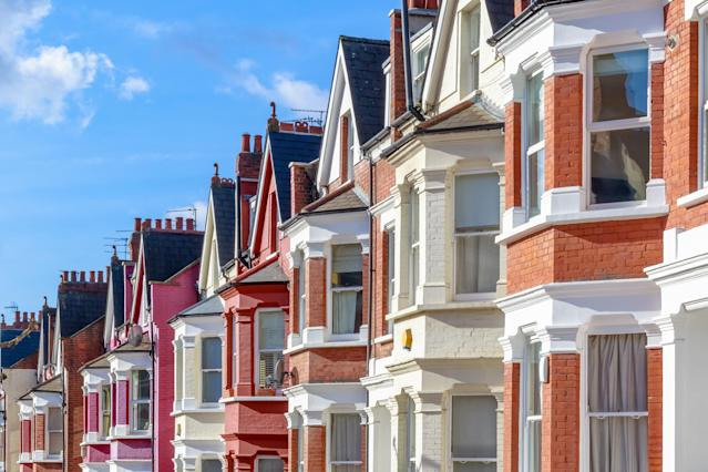 London is the most expensive city for renters, with tenants paying out 64% of their average monthly salary. (Getty)