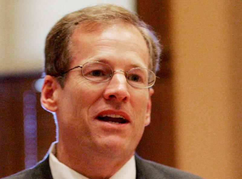 """FILE - In this Nov. 8, 2004 file photo, Rep. Jack Kingston, R-Ga. speaks in Atlanta. The Republican establishment hopes an overhaul of immigration laws will help the party run stronger presidential races. But that goal is about to hit big hurdles in the form of House Republicans. Many House Republicans are hostile to the bipartisan immigration bill before the Senate. Even substantial changes to it may do little to placate those who demand strict crackdowns on unlawful border crossings and no """"amnesty"""" for people here illegally(AP Photo/Ric Feld, File)"""