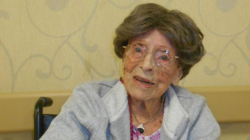 113-Year-Old Jersey Girl Named America's Oldest Living Resident