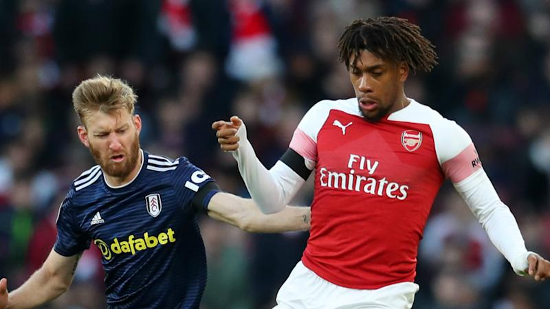 Iwobi, Aubameyang start 2019 on high as Arsenal crush Fulham
