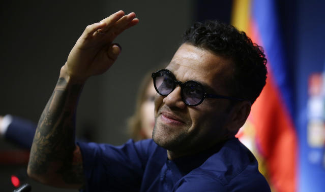Daniel Alves é infeliz em frase sobre feminismo. Foto: Getty Images