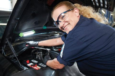 Pep Boys Reminds Drivers of the Importance of Weather Preparation and Preventative Maintenance During Fall Car Care Month