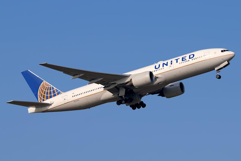 A dad is blaming United Airlines for putting his 14-year-old son on the wrong flight (Credit: Getty Images)
