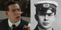 """<p>Portrayed by Gregory Cooke, John """"Jack"""" Phillips was the senior wireless operator on board the <em>Titanic</em>, who sent out the distress call after the ship struck the iceberg. He died when the ship sank.</p>"""