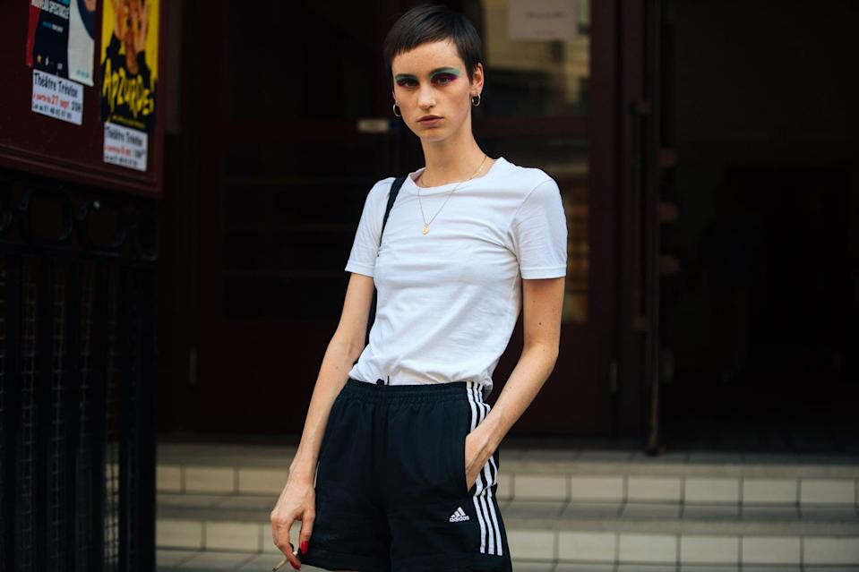 """<p>Miles-long hair aside, Lopez said there's also room on the opposite side of the spectrum, adding that """"shorter lengths will continue to reign with softer edges and more movement."""" More specifically, though, experts are predicting pixie cuts will be everywhere in the new year - specifically of the '60s mod persuasion.</p> <p>""""There was a pixie resurgence in 2019, and I think it's here to stay,"""" said <a href=""""https://www.instagram.com/tjspeck/?hl=en"""" class=""""link rapid-noclick-resp"""" rel=""""nofollow noopener"""" target=""""_blank"""" data-ylk=""""slk:Travis Speck"""">Travis Speck</a>, hairstylist at the Sally Hershberger NoMad Salon in NYC. """"Anytime a client comes in and requests a pixie, I take my inspiration from Mia Farrow's classic pixie cut. Short hair is much more manageable and less high maintenance, but in order to help it grow out, you'll need to schedule routine trims.""""</p>"""