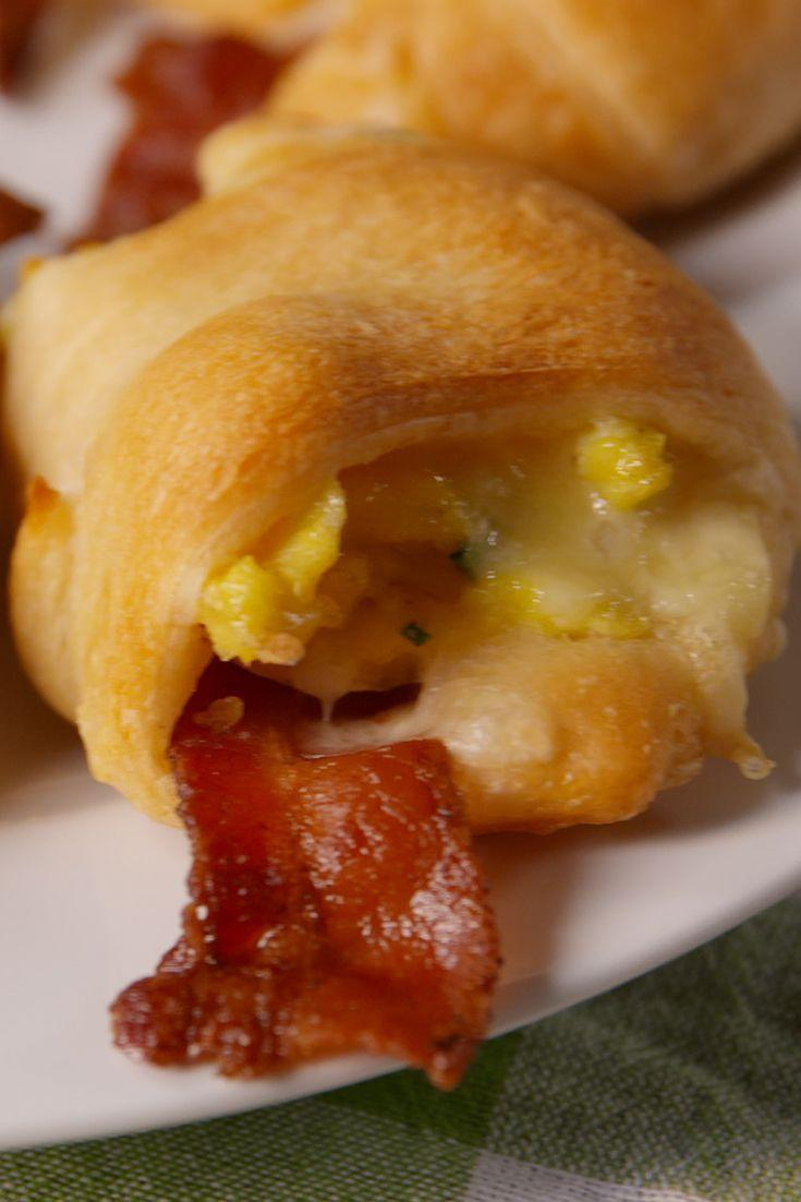 <p>Breakfast in a blanket is everything pigs in a blanket aspires to be.</p><p>Get the recipe from <span>Delish</span>.</p>