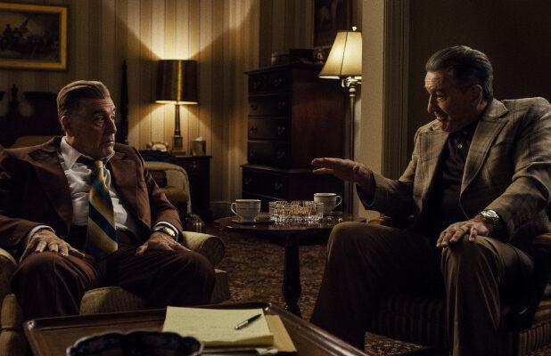 National Board of Review Names 'The Irishman' the Year's Best Film