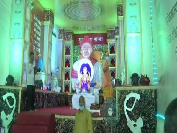The festival is celebrated with much grandeur in Maharashtra, Tamil Nadu, Karnataka, Gujarat among other states. (Photo: ANI)