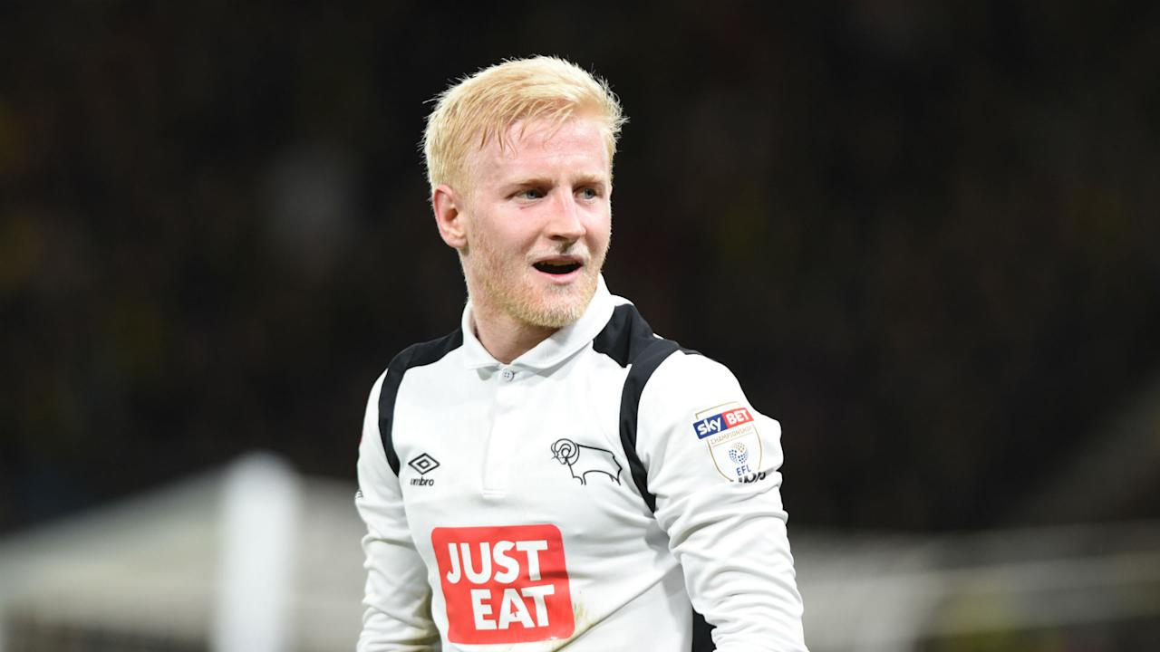 Will Hughes will get his chance in the Premier League after agreeing a deal to leave Derby County and join Watford.