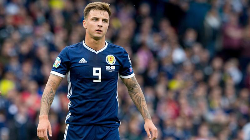 Eamonn Brophy replaces injured Lawrence Shankland in Scotland squad