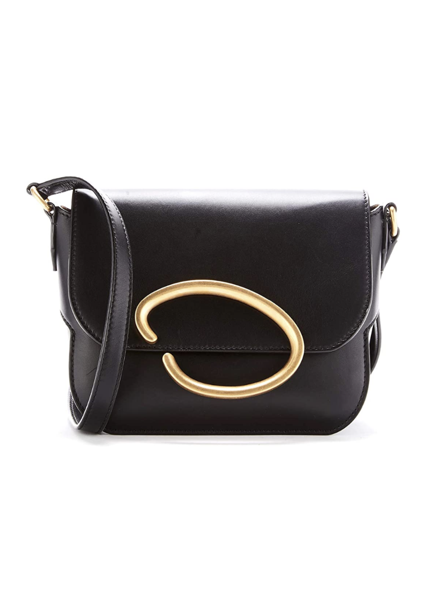 "<p><em>Oscar de la Renta Oath Bag, $1,490</em></p><p><a class=""link rapid-noclick-resp"" href=""https://www.amazon.com/dp/B08GKFXMFB/ref=cm_sw_r_oth_api_glt_fabc_P7F3N1F90HNPRYHYS5GT?psc=1&tag=syn-yahoo-20&ascsubtag=%5Bartid%7C10063.g.36061638%5Bsrc%7Cyahoo-us"" rel=""nofollow noopener"" target=""_blank"" data-ylk=""slk:SHOP NOW"">SHOP NOW</a></p><p>Consider it a perfect marriage. Classic Oscar—timeless and elegant—available via Amazon Prime's two-day shipping.<br></p>"
