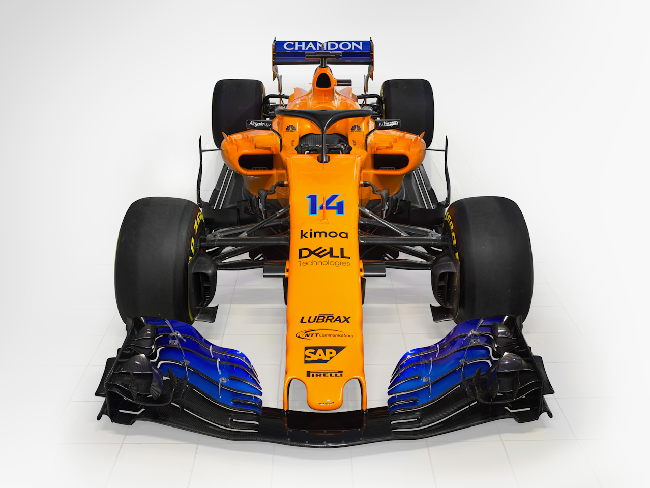 McLaren reveal their new Renault-powered F1 car as Fernando Alonso dreams of a new dawn