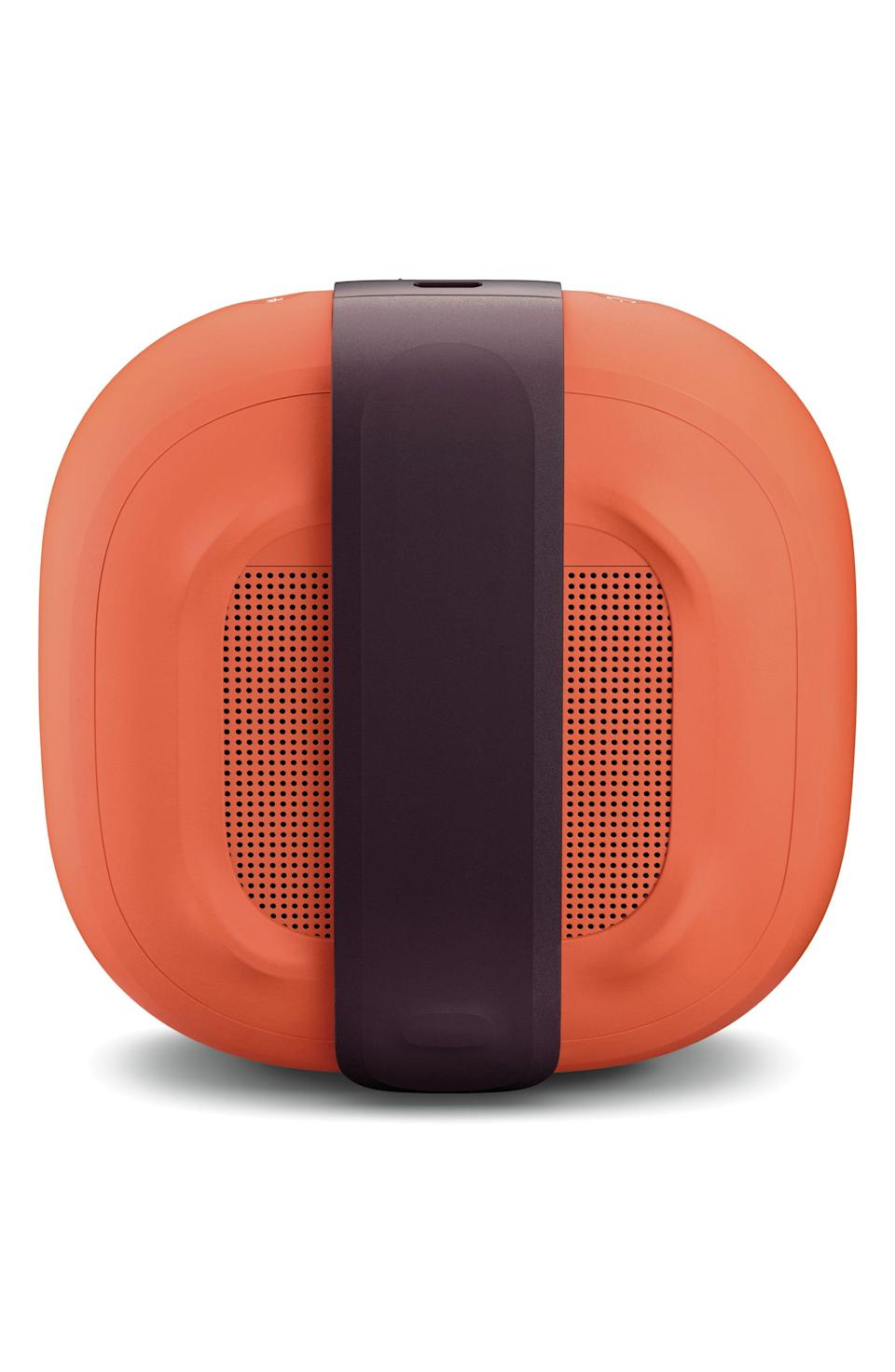"""<p><strong>BOSE\u003CSUP\u003E\u003C\u002FSUP\u003E</strong></p><p>nordstrom.com</p><p><strong>$99.00</strong></p><p><a href=""""https://go.redirectingat.com?id=74968X1596630&url=https%3A%2F%2Fwww.nordstrom.com%2Fs%2Fbose-soundlink-micro-bluetooth-speaker%2F4722057&sref=https%3A%2F%2Fwww.womansday.com%2Frelationships%2Fg3242%2Fgifts-for-couples%2F"""" rel=""""nofollow noopener"""" target=""""_blank"""" data-ylk=""""slk:Shop Now"""" class=""""link rapid-noclick-resp"""">Shop Now</a></p><p>For couples that love to entertain, these Bose Bluetooth speakers will supply the tunes. They can use it in their home, or bring it to the beach or pool since they're waterproof and durable.</p>"""