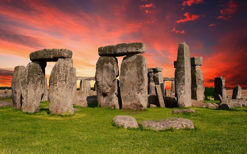 Stonehenge was probably built by settlers from Wales