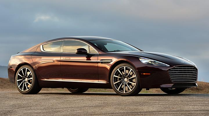 1 000 Hp Electric Aston Martin Rapide Will Arrive In 2017