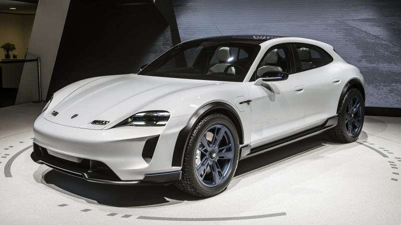 Porsche is building a speedy EV charging network across the US