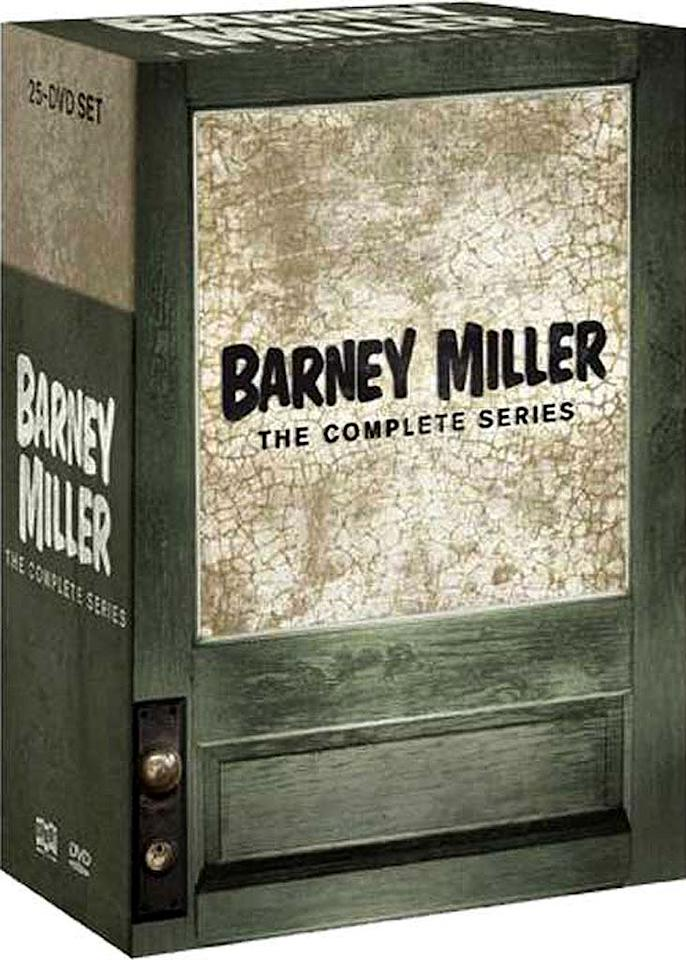 """<a href=""http://www.amazon.com/Barney-Miller-Complete-Hal-Linden/dp/B005BUA1JY/ref=sr_1_1?s=movies-tv&ie=UTF8&qid=1320873060&sr=1-1"" target=""_Blank"" rel=""nofollow"">Barney Miller: The Complete Series</a>"" ($159.99) — Hal Linden oversees a squad room full of colorful cops in this vintage '70s sitcom that's still considered one of the finest police serials of all time. The 25-disc set comes with the show's original pilot and the entire run of its short-lived spinoff, ""<a href=""/fish/show/30460"">Fish</a>."" — Perfect for: The retired cop who owns your local dive bar."