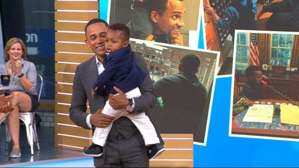 VIDEO: Hill Harper opens up about adoption, single fatherhood (ABCNews.com)
