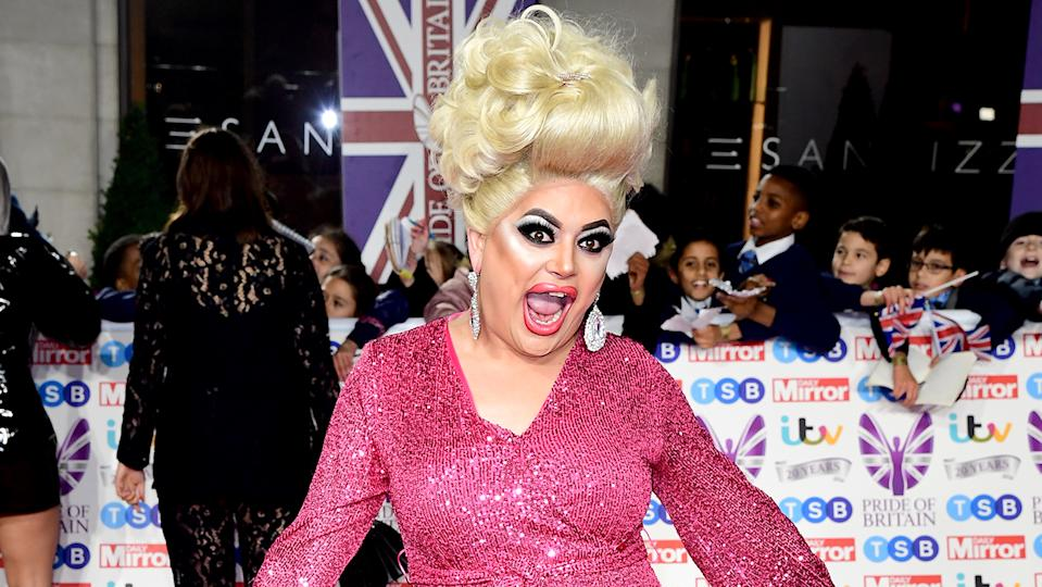 National treasure Baga Chipz is our agony queen that tells it like it is! (Image: Getty Images)