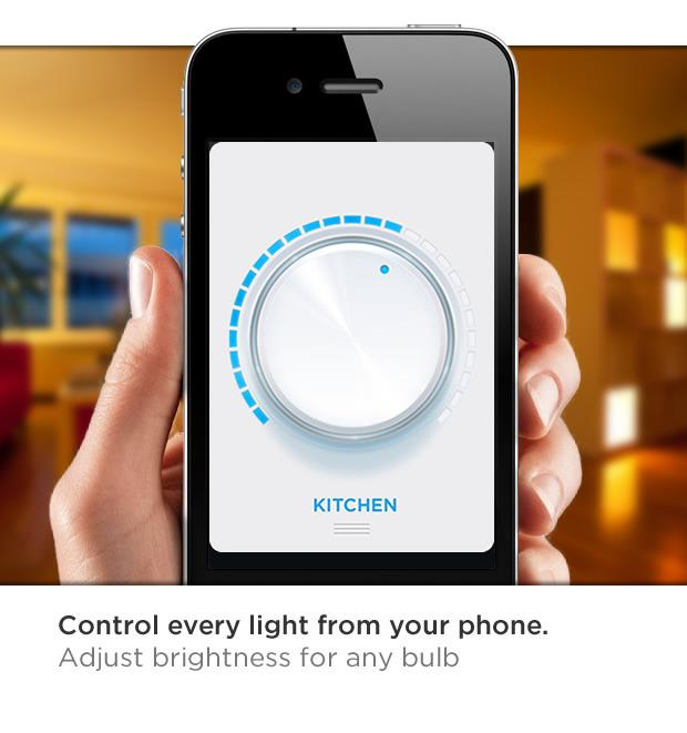 "<a href=""http://www.kickstarter.com/projects/limemouse/lifx-the-light-bulb-reinvented?ref=category"">LIFX</a>  is a Wi-Fi-enabled, multicolor, energy-efficient LED light bulb that  can be controlled with most any smartphone. LIFX gives users  unprecedented control of their lights, reduces energy costs and lasts up  to 25 years. LIFX enables users to create colors to match any mood or  décor and can be set to a security mode when no one is home. In less  than two months, 9,236 backers helped LIFX raise more than $1.3 million."