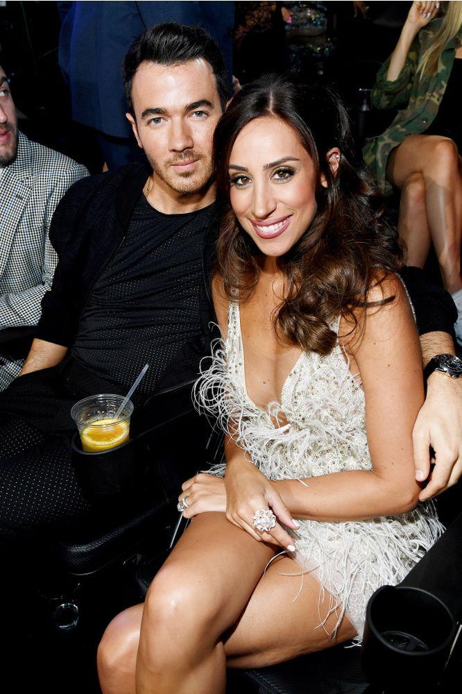 Kevin and Danielle Jonas | Kevin Mazur/WireImage