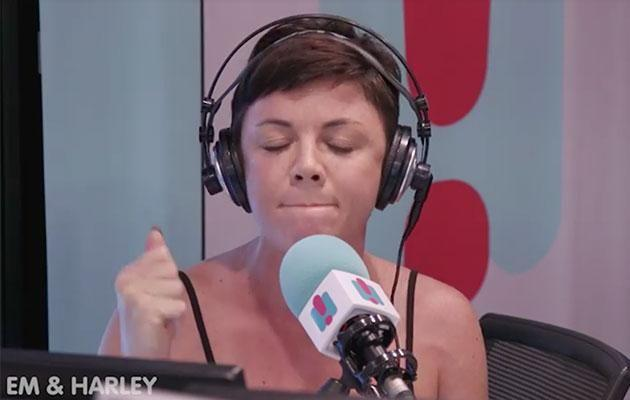 The radio host's furious comeback to a column targeting working mums has gone viral. Photo: Facebook/EmRuscianoOfficial