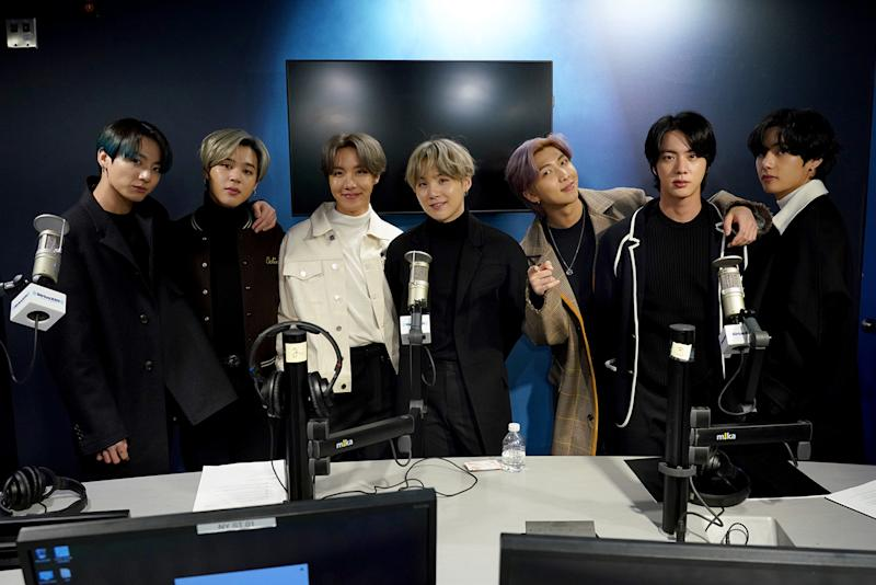 BTS to perform at VMAs for first time, will play new song 'Dynamite'