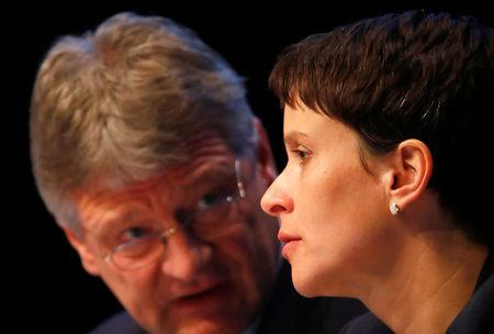 FILE PHOTO: Anti-immigration party AFD congress in Cologne